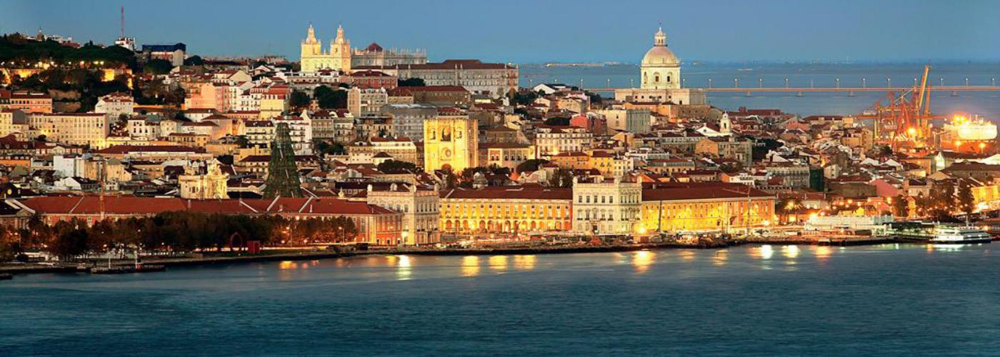 Tagus River - Lisbon - Portugal